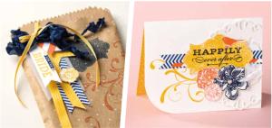 gift bag & card