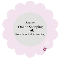 Secure Online Shopping Sentimental Stamping