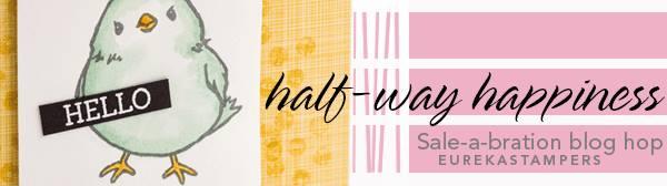 half way happiness blog hop header