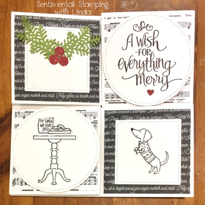 Ready for Christmas Pop Up Card 1