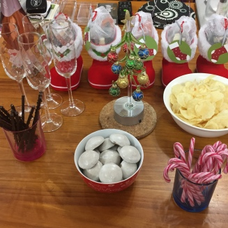 Sentimental Christmas Gathering
