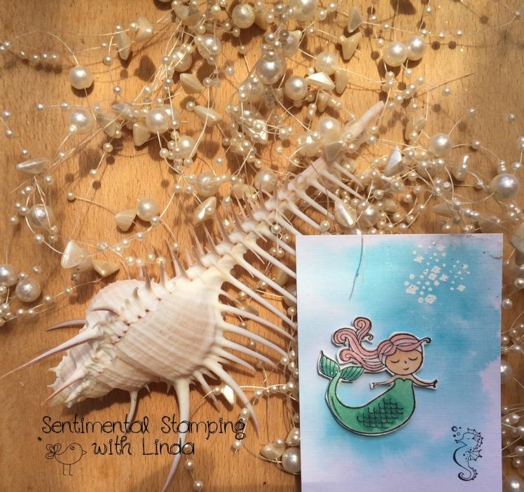 Magical Day Mermaid