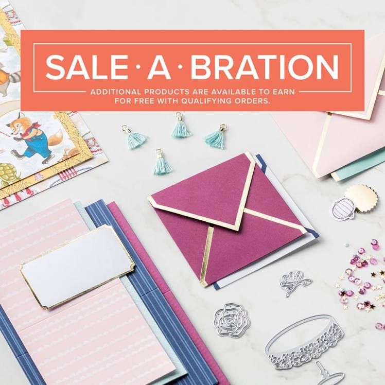 sale-a-bration feature