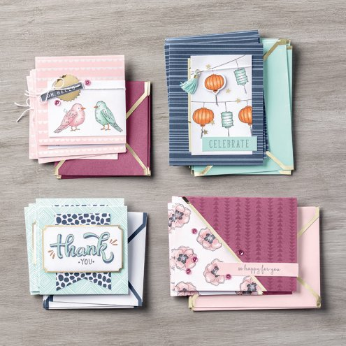 color me happy project kit cards