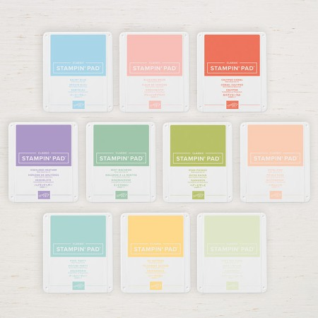 Subtles Classic Stamp Pad Collection