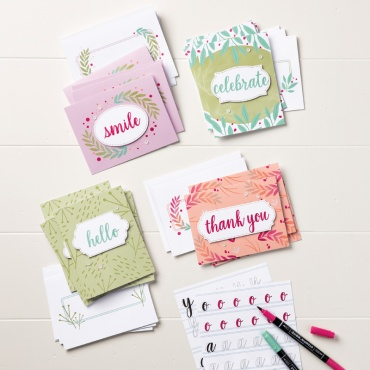calligraphy essesntials kit