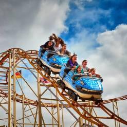royal melbourne show Roller Coaster