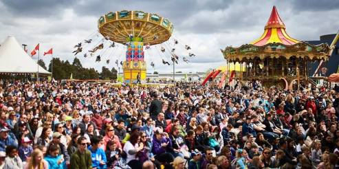 royal melbourne showgrounds