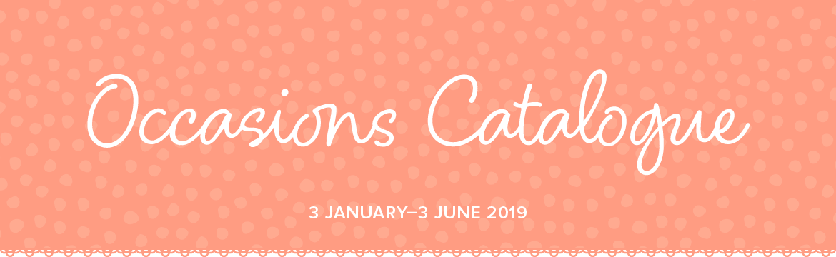 2019 occasions catalogue header sp