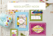 needlepoint nook